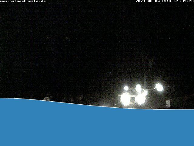 Webcam Flunder Ostsee Hohwacht